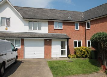 Thumbnail 2 bed terraced house for sale in Camelot Gardens, Burnt Mills, Basildon