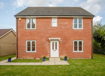 Thumbnail 4 bed detached house for sale in Grafton Drive, Cambridge, Cambridgeshire