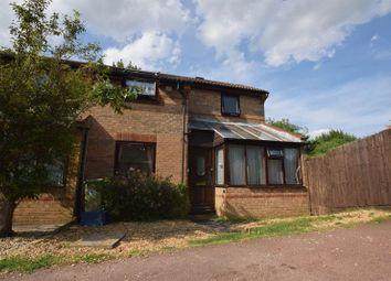 Thumbnail 2 bedroom semi-detached house for sale in Grantham Court, Shenley Lodge, Milton Keynes