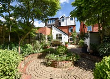 4 bed semi-detached house for sale in Abbey Road, Chertsey, Surrey KT16