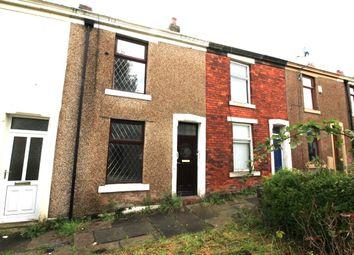 Thumbnail 2 bed terraced house for sale in Haydock Street, Blackburn