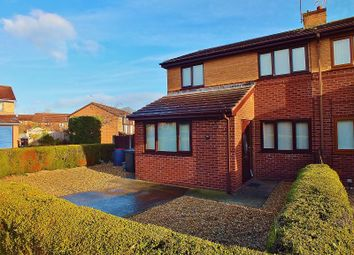 Thumbnail 3 bed semi-detached house to rent in Arenig Close, Summerhill, Wrexham
