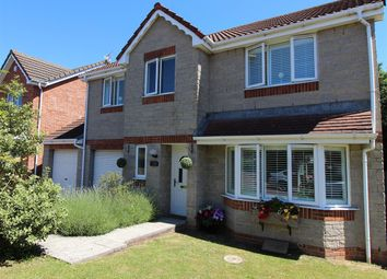 Thumbnail 4 bed detached house for sale in Bampton Close, Emersons Green, Bristol