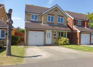 Thumbnail 4 bedroom detached house for sale in Beech Avenue, Doddington, March