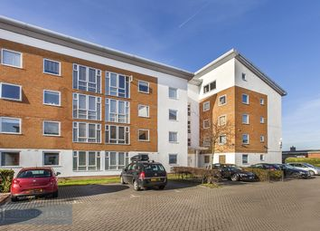 Thumbnail 2 bed flat for sale in Felixstowe Court, Galleons Lock