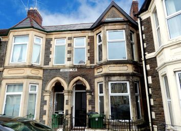 Thumbnail 3 bedroom terraced house to rent in Tewkesbury Place, Roath, Cardiff
