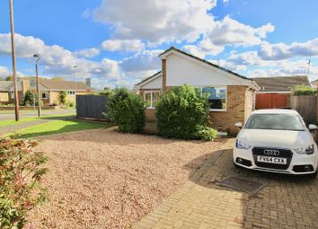 Thumbnail 3 bed detached bungalow for sale in Lime Grove, Cherry Willingham, Lincoln