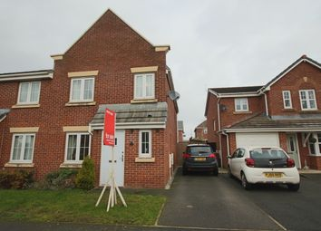 Thumbnail 4 bed semi-detached house to rent in Holland House Way, Buckshaw Village, Chorley