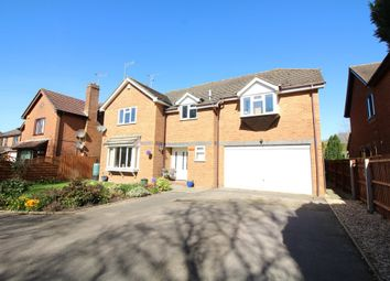Thumbnail 6 bed detached house for sale in Deans Drove, Lytchett Matravers, Poole