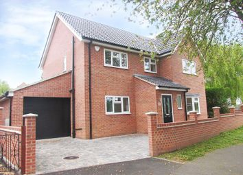 Thumbnail 4 bed detached house for sale in Morley Road, Derby