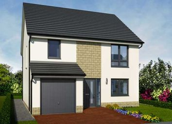 "Thumbnail 4 bedroom detached house for sale in ""Tuscan Hamilton Gardens"" at Duffus Heights, Elgin"