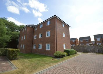 Thumbnail 2 bed flat to rent in Snowgoose Way, Newcastle
