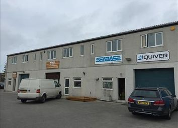 Thumbnail Commercial property for sale in Seabase, Treloggan Road Industrial Estate, Newquay, Cornwall