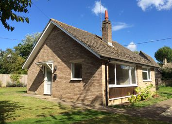 Thumbnail 2 bed detached bungalow to rent in High Street, Longworth