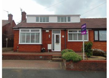 Thumbnail 3 bed semi-detached bungalow for sale in Keswick Avenue, Oldham