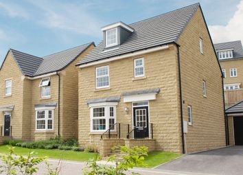 """Thumbnail 4 bed detached house for sale in """"Bayswater"""" at Manywells Crescent, Cullingworth, Bradford"""