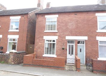 Thumbnail 2 bed semi-detached house for sale in Court Street, Woodville, Swadlincote
