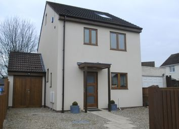 Thumbnail 3 bed detached house to rent in Triscombe Avenue, Bridgwater