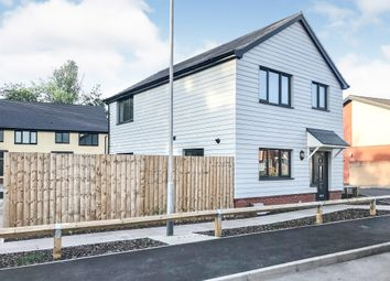 Thumbnail 3 bedroom detached house for sale in Wessex Drive, Norwich Road, Watton