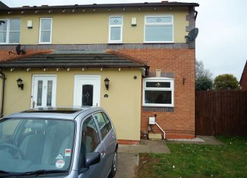 Thumbnail 2 bed semi-detached house to rent in Speedwell Rise, Stafford