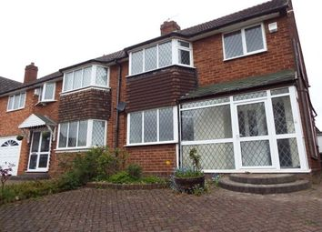 Thumbnail 3 bed property to rent in Lawrence Walk, Birmingham