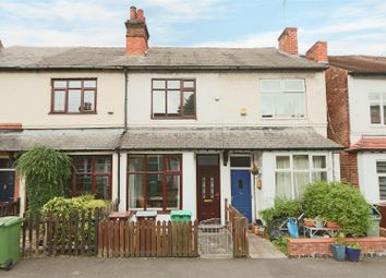 Thumbnail 2 bed terraced house for sale in Wentworth Road, Sherwood, Nottingham