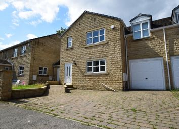 Thumbnail 4 bed link-detached house for sale in Low Fold, Bolton Lane, Bradford, West Yorkshire