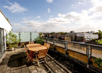 Thumbnail 3 bed flat for sale in Carrington House, 1A Montague Road, London