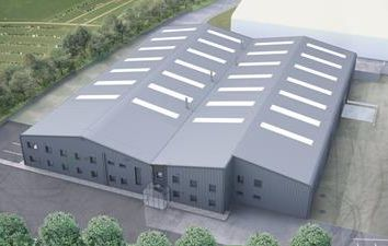Thumbnail Light industrial to let in Unit 1 Harris Road, Wedgnock Industrial Estate, Warwick