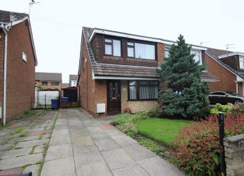 Thumbnail 3 bedroom semi-detached house for sale in Melanie Drive, Stockport