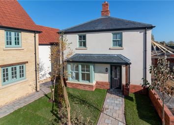 Thumbnail 3 bedroom detached house for sale in Falcon Close, Seavington, Ilminster, Somerset
