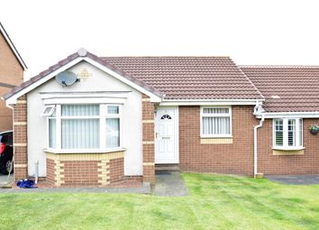 Thumbnail 2 bed semi-detached bungalow for sale in Applewood Close, Hartlepool