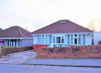 3 bed detached bungalow for sale in Heol Y Cnap, Swansea SA5