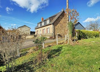 Thumbnail 4 bed property for sale in Normandy, Manche, Near Le Teilleul