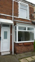 Thumbnail 2 bed terraced house to rent in Clarence Avenue, Hull