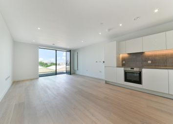 Thumbnail 1 bed flat to rent in Fairwater House, Royal Wharf, London