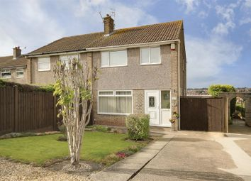 Thumbnail 3 bed semi-detached house for sale in Darlton Drive, Arnold, Nottinghamshire