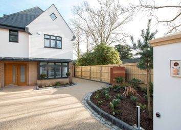 Thumbnail 4 bedroom detached house for sale in Sandecotes Road, Lower Parkstone, Poole