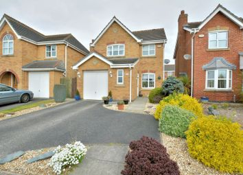 Thumbnail 3 bed detached house for sale in Pershore Way, Doddington Park, Lincoln
