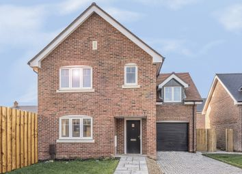 Thumbnail 4 bed detached house for sale in Burndell Road, Yapton