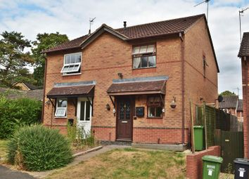 Thumbnail 2 bed semi-detached house for sale in Meadow Road, Droitwich