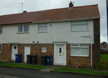 Thumbnail 2 bed end terrace house to rent in Buxton Green, Westerhope, Newcastle Upon Tyne