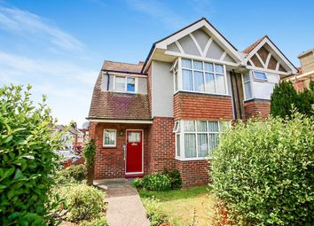 Thumbnail 3 bed semi-detached house for sale in Alfred Road, Hastings