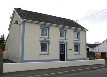 Thumbnail 3 bed property for sale in Llanybydder