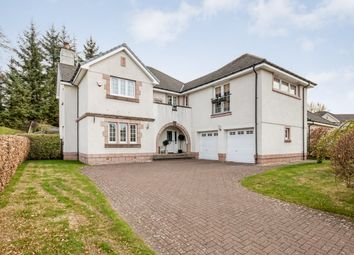 Thumbnail 5 bed detached house for sale in Alpin Drive, Dunblane