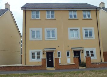 Thumbnail 4 bed semi-detached house for sale in Pipistrelle Crescent, Paxcroft Mead, Trowbridge, Wiltshire. 7 Wr