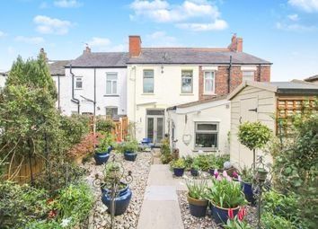 Thumbnail 2 bed terraced house for sale in Greave, Romiley, Stockport, Cheshire