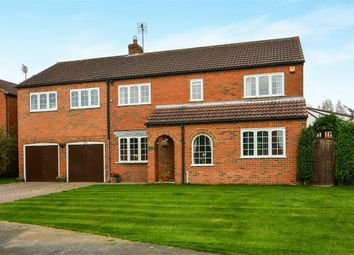 Thumbnail 5 bed detached house for sale in Brown Moor Road, Stamford Bridge, York