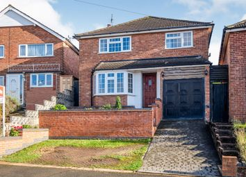 Thumbnail 3 bed detached house for sale in Camplin Crescent, Birmingham