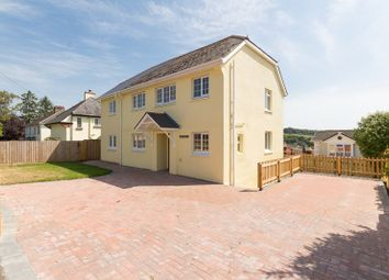 Thumbnail 4 bed detached house for sale in Parkway Mews, Parkway Road, Chudleigh, Newton Abbot